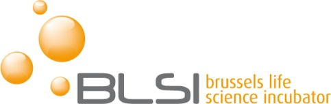logo Brussels Life Science Incubator