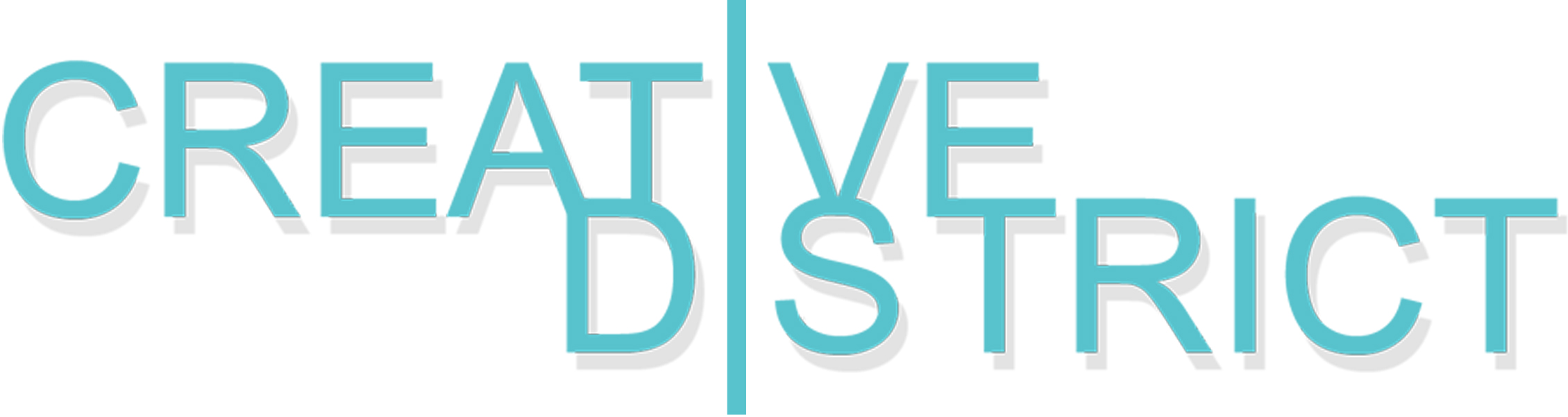 logo creative district