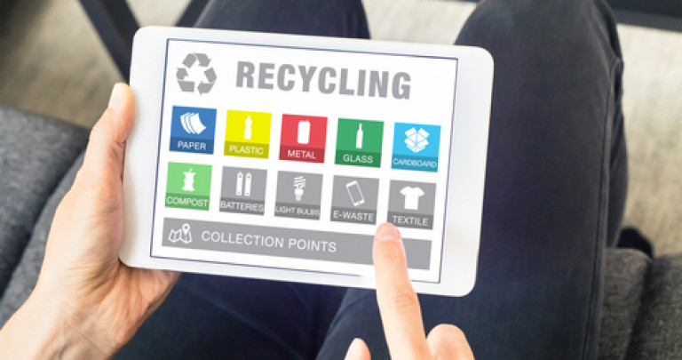 recycling of electronic waste
