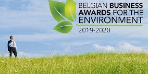 Nouvelle édition des Belgian Business Awards for the Environment