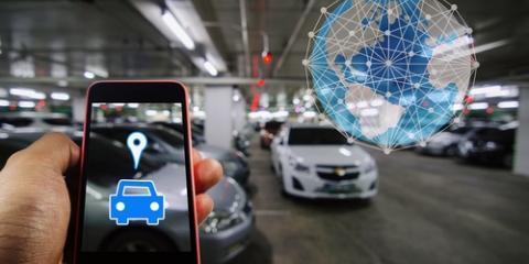 Risultato immagini per smart parking