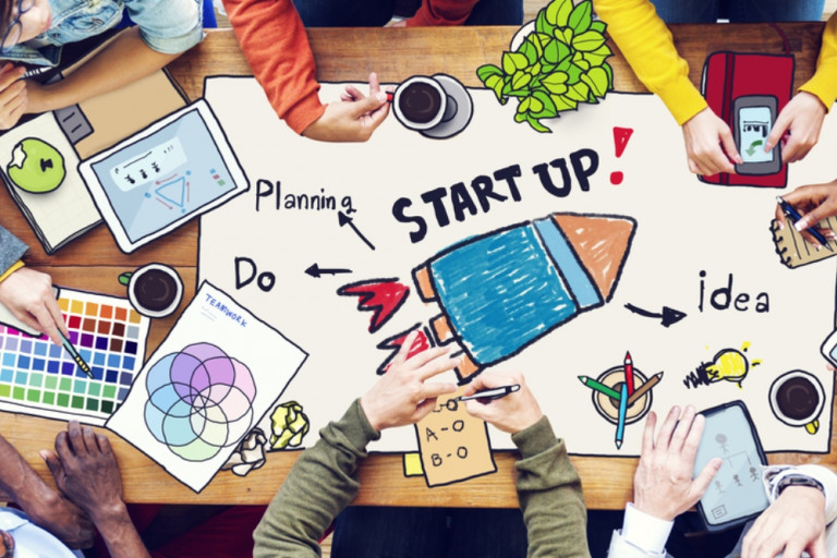 Start-up et Scale-up